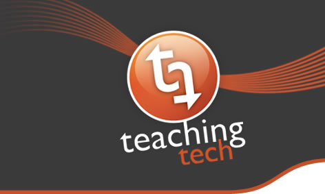Peoria Computer Repair & Data Recovery by Teaching-Tech Banner Logo